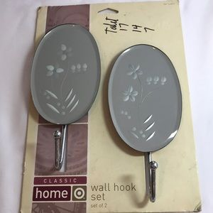 Home (Target) mirror wall hooks set of two